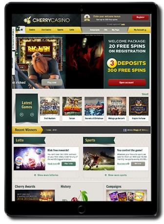 Cherry Casino App
